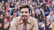 """Público vibra com indireta de """"juntos e shallow now"""" para Luan Santana na TV"""