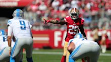 Proceed with caution: 49ers favored big in opener vs. Lions