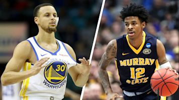 Steph Curry gives high praise to mid-major star