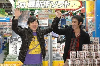 Suda and Wada behind bloodless No More Heroes