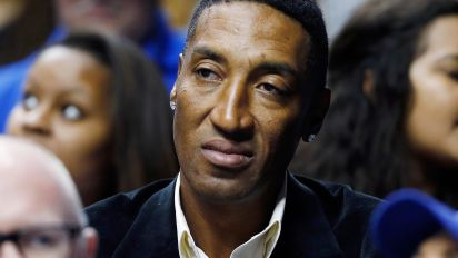 Pippen's pain: Hall of Famer reveals son's death