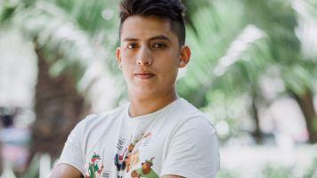 Yo votaré por AMLO, pero voy a creerle al INE si dice que él no ganó - Miguel Millán, 20 años