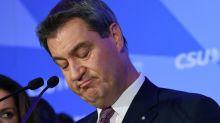 Histórica derrota na Baviera para os aliados de Merkel