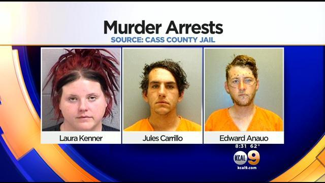 3 Suspects Held For Murder Of Palmdale Man Found Dead In Creek Bed
