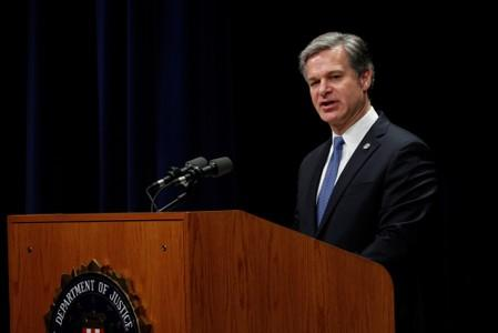 FBI Director Wray: Russia intent on interfering with U.S. elections