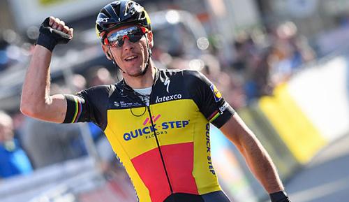 Radsport: Degenkolb verpasst Sieg bei Flandern-Rundfahrt
