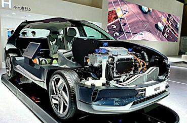 現代和INEOS宣布合作開發氫燃料電池技術,將運用在INEOS備受矚目的Grenadier越野休旅