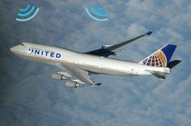 United becomes first US airline to offer overseas WiFi with satellite-equipped 747