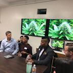 Marijuana Business Leaders Meet With Beto O'Rourke On His Legalization Plan