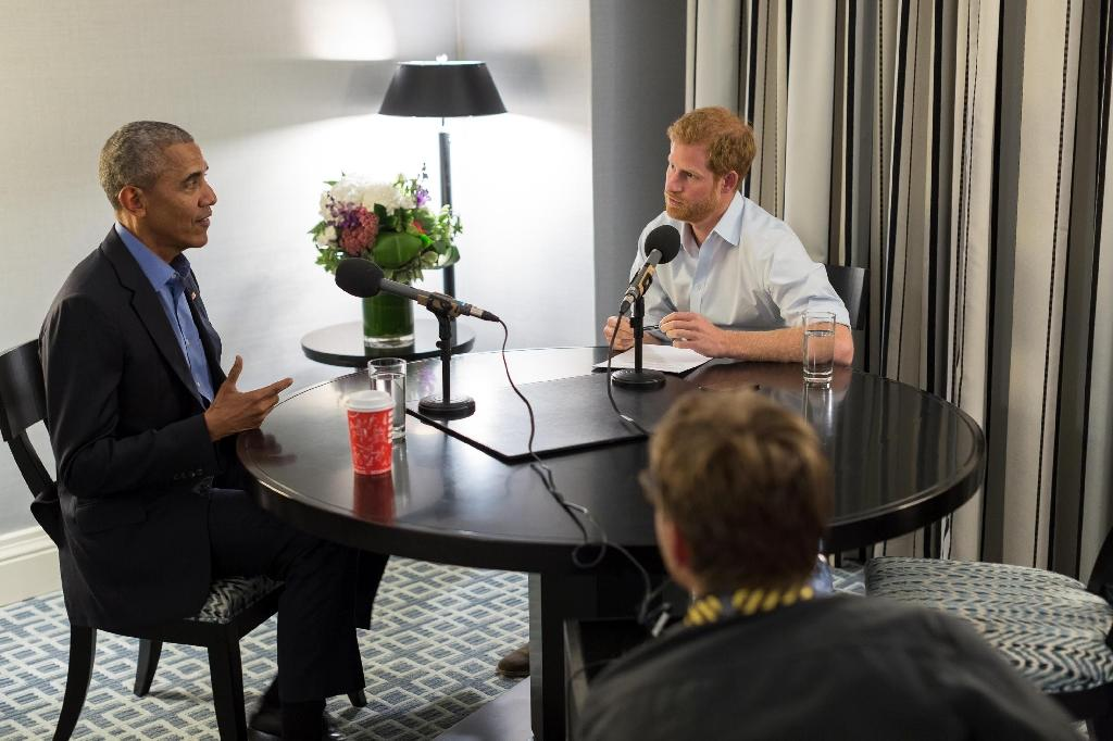 The interview was recorded in Toronto in September on the sidelines of the Invictus Games, the athletic tournament created by Harry for wounded former soldiers