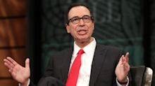 Treasury Secretary Mnuchin says he expects a GOP tax cut bill will be sent to Trump to sign by Christmas