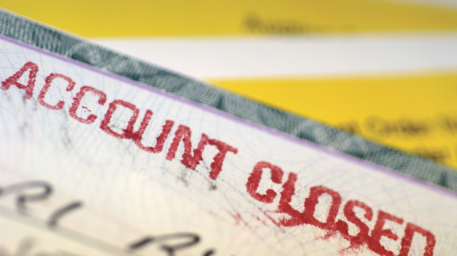 Inactive or dormant account? Here's what it means