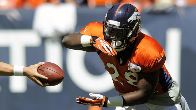 Fantasy Football Live: How far will Montee Ball fall?