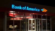 Bank of America Rises 3%