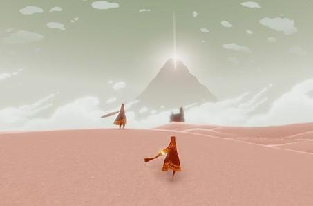 Journey is fastest-selling PSN game ever, soundtrack coming April 10
