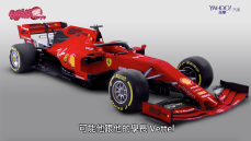 【Kiki's Drive-Thru】Vol.11  2019一級方程式F1年度觀戰情報 (下) (Mercedes/Ferrari/RedBull/Toro Rosso/Renault)