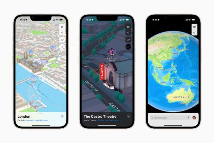 Apple details 3D maps rollout plan for iOS 15