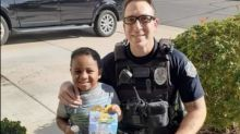 A 5-year-old boy called 911 to order a McDonald's Happy Meal and a police officer delivered