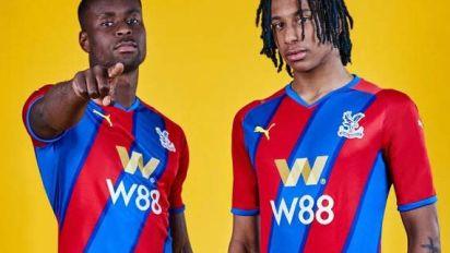 Foot - ANG - Crystal Palace - Un design classique pour les nouveaux maillots du Crystal Palace