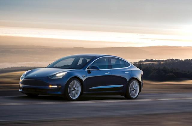 Tesla is still struggling to mass-produce the Model 3