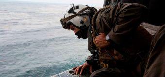 Sunken Marine vehicle in fatal accident found