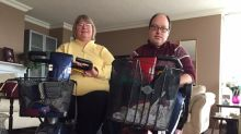 VIA Rail appealing ruling that would allow couples with mobility scooters to travel together