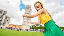 'Where's the Leaning Tower of Pisa?' and other odd questions people ask Google about Italy