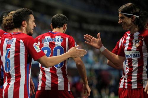L'Atlético tranquille face à Malaga