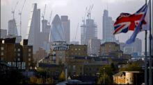 Britisches Wirtschaftswachstum geringer als zunächst geschätzt