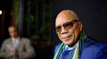 Quincy Jones apologises for bombshell interviews after 'family intervention'