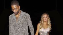 This Could Be the Moment Khloé Kardashian Told Tristan Thompson She's Pregnant