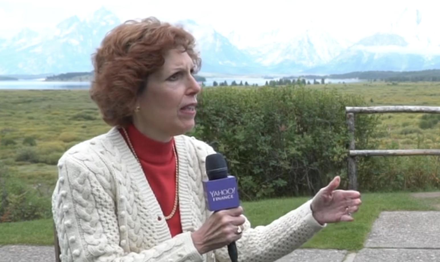 Cleveland Fed's Loretta Mester speaks with Yahoo Finance [Transcript]