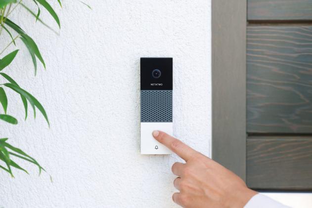Netatmo unveils the first HomeKit-friendly video doorbell