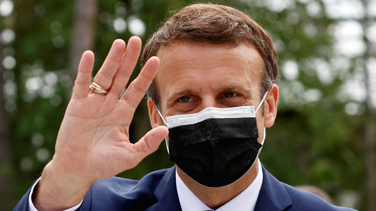 Macron's party loses big in France's regional elections – Yahoo News