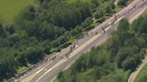 Basques form 75-mile human chain calling for independence vote