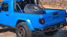 What do you think of Jeep's body color bedliner concept?