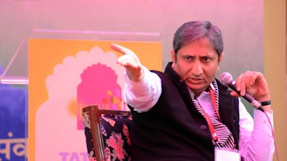 PM Modi is a petty liar: Ravish Kumar