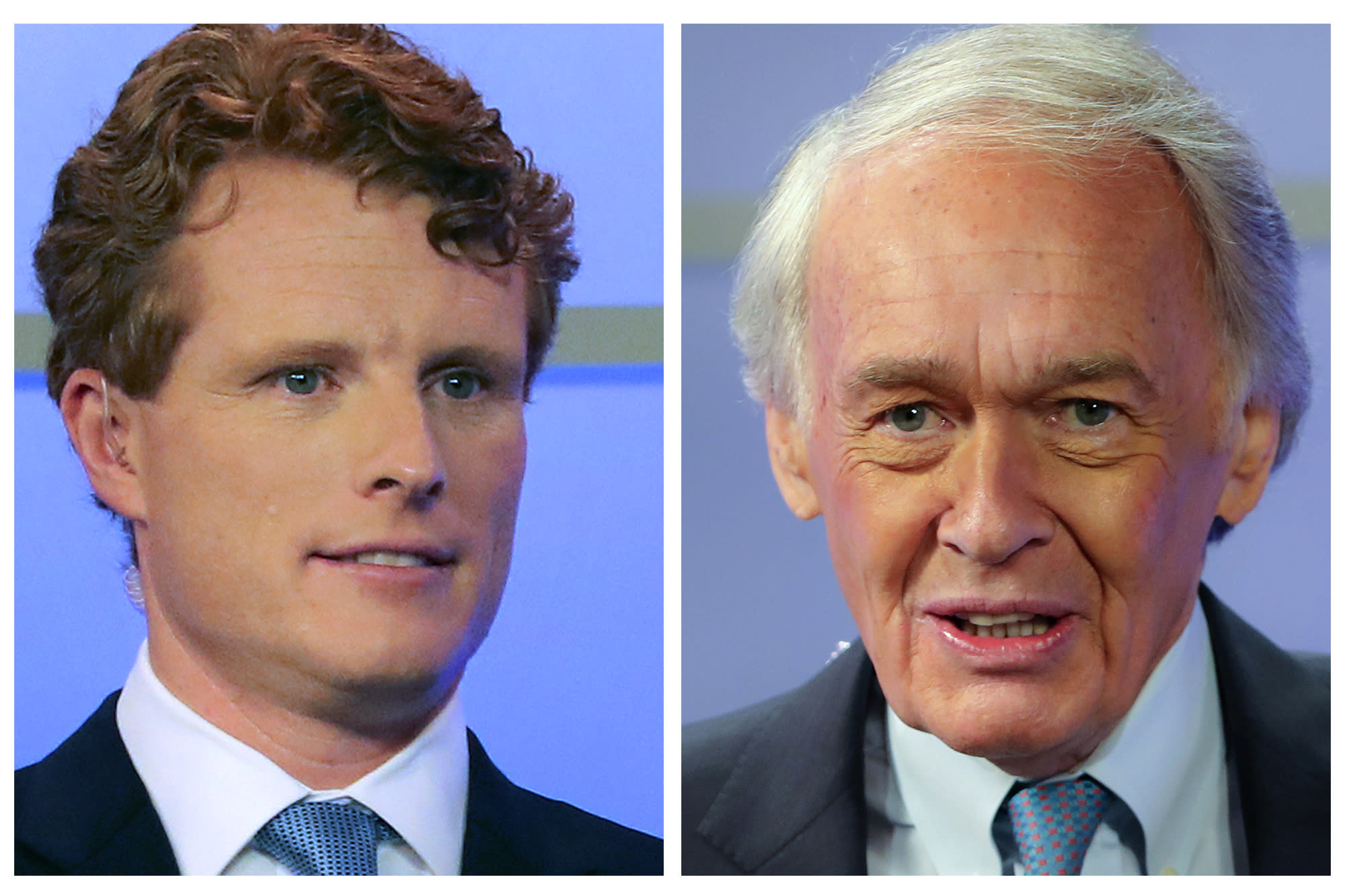 Senator Ed Markey Faces Challenge from Rep. Joe Kennedy in Massachusetts Primary