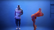 Anitta lança clipe com Black Eyed Peas