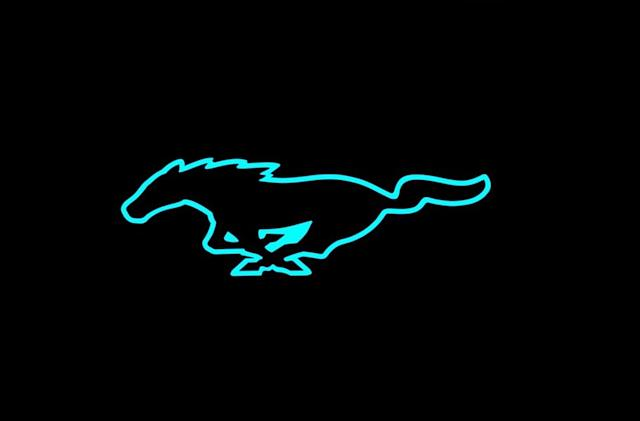 Ford drops an electric blue Mustang teaser on Tesla's festivities