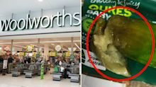 Woolworths shopper furious over disgusting state of online order