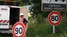 Des milliers d'amendes annulées avec la fin des 80 km/h ?