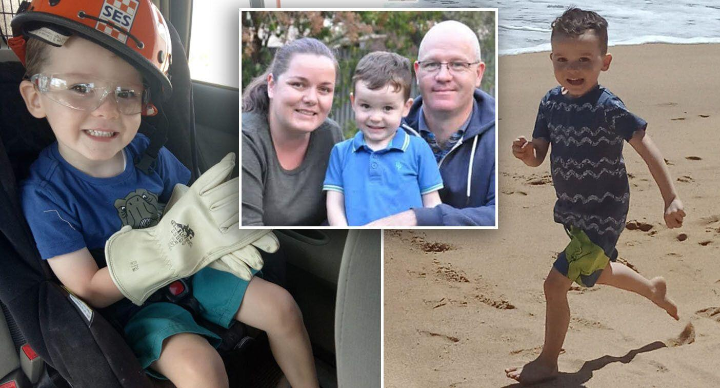 'We're drained': Family with sick son, 3, given 28-day deadline to leave Australia