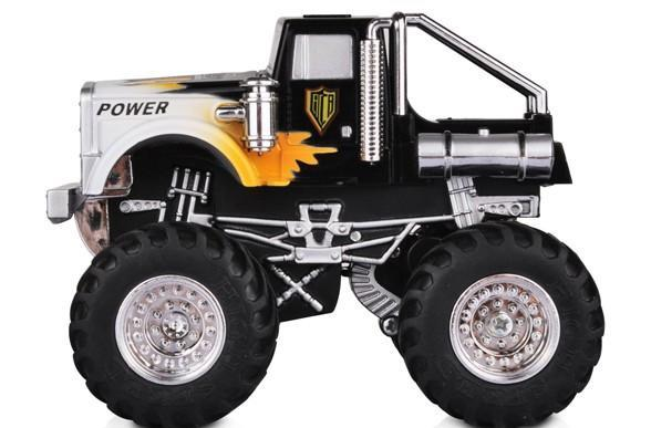 AppSpeed Monster Truck is controlled by your iPad, iPad, iPad (video)
