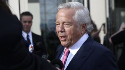 Live-streaming games is the future of the NFL, Robert Kraft says