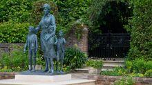 Diana's sculptor reveals why statue features three children around her