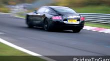 Check Out These Baby Bentley Prototypes Caught Lapping the Nurburgring