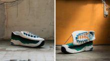死了都要潮?近賞價值 $12,145 美元的「Nike Air Max 95 特製棺材」