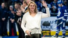 Daily Podcast: Hayley Wickenheiser inspires a generation