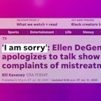 'Ellen DeGeneres Show' DJ Stephen 'tWitch' Boss says there's a 'genuine love' on the set